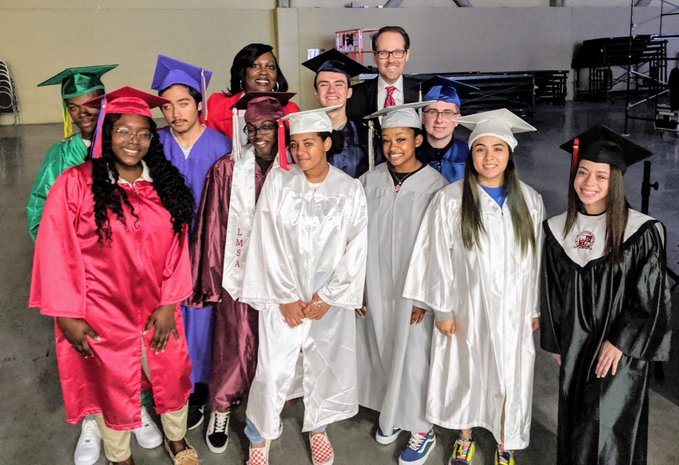Franklin High School Graduation 2020.Marion Franklin High School Homepage