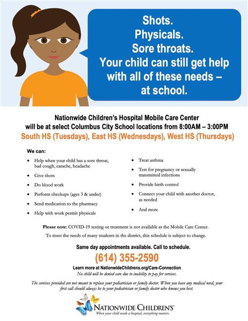NCH Mobile Care Center