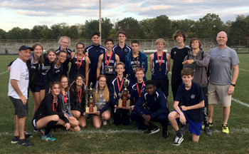 City champs in cross country