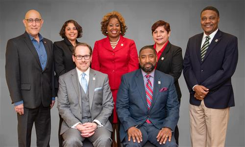 Columbus Board of Education members