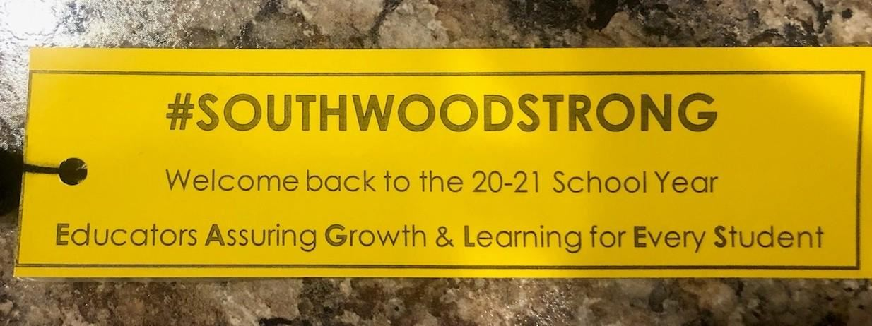 Southwood bookmark