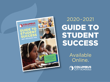 2020-21 CCS Guide to Student Success Now Available