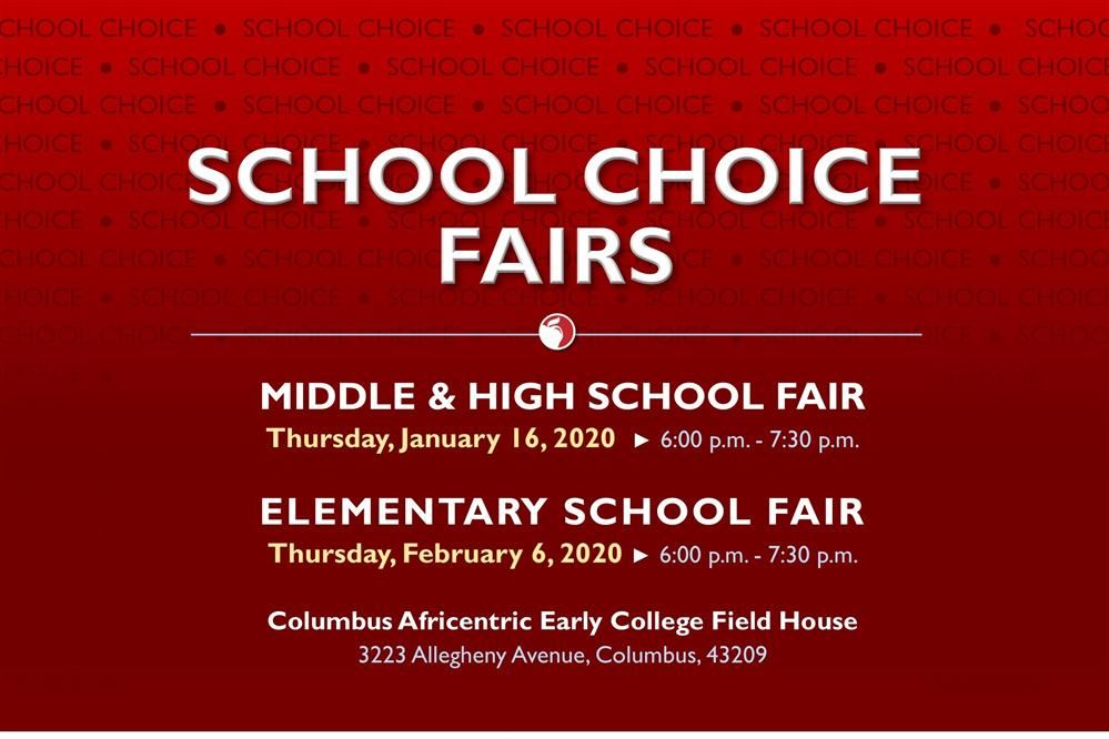 School Choice Fairs