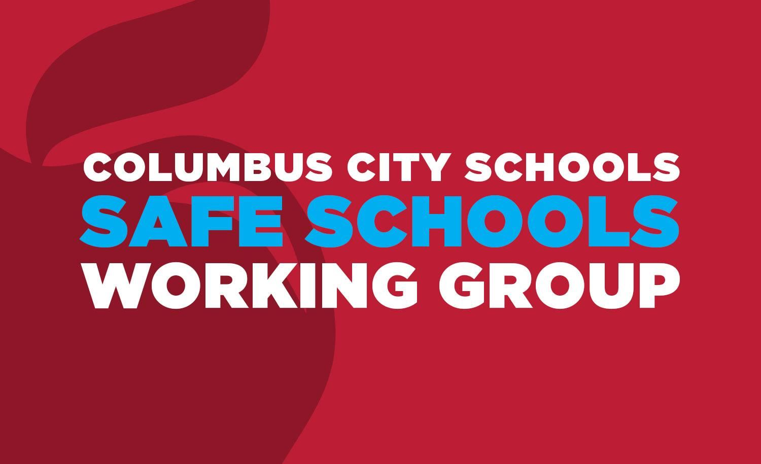 Safe Schools Working Group