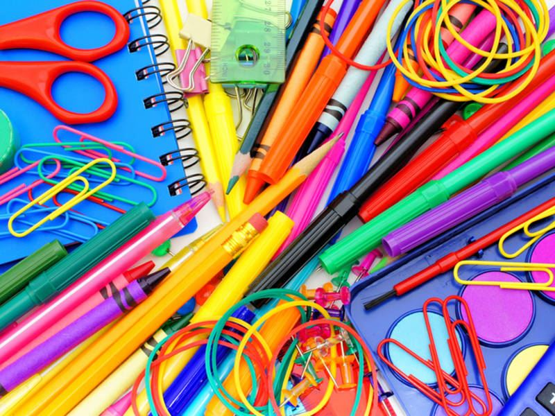 2018-2019 School Supply Lists!