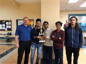 High School Chess League Concludes