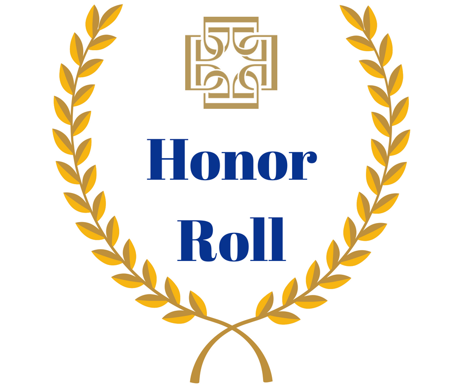 3rd Quarter Honor Roll Students