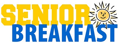 Senior Breakfast will be held December 20, 2018 at Mozarts!