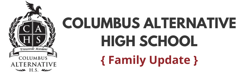 CAHS Family Update