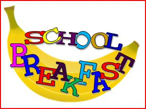 Students may arrive at 8:30 am for breakfast.  Students cannot be left prior to 8:30 without parent supervision!