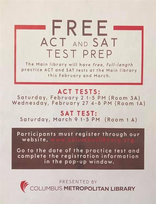 ACT and SAT Test Prep