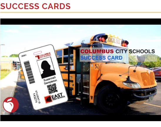 student success cards