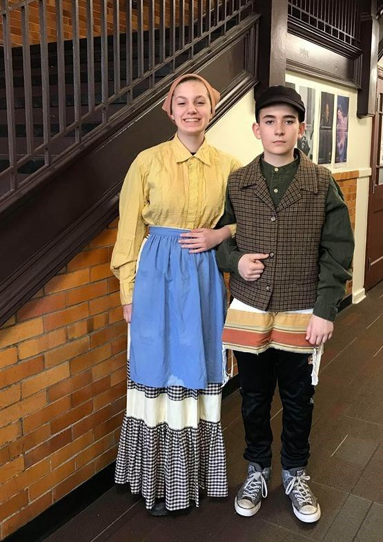 Indianola Informer: Fiddler on the Roof, Second Cup of Coffee & more...
