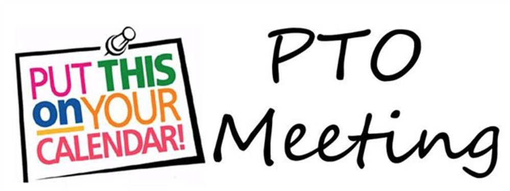 PTO Meeting Dates Have Changed!!