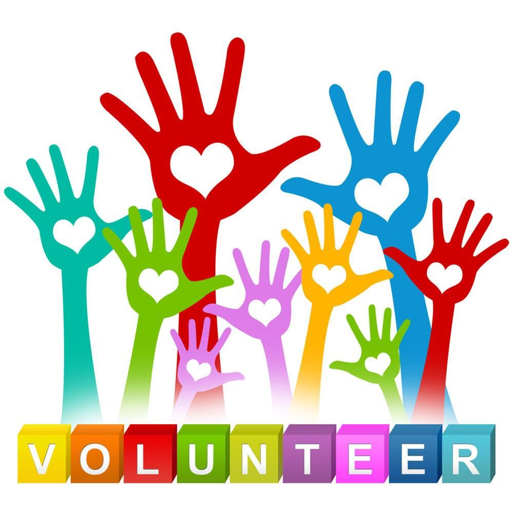 Attention Students:  Volunteer Opportunities for Internship Hours